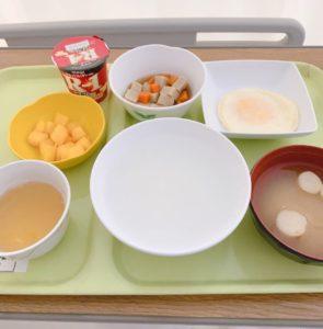 流動食2回目朝食